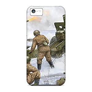 Iphone 5c Case Bumper Tpu Skin Cover For The Soldiers Accessories