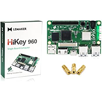 LeMaker HiKey 960 Single Board Computer - 96Boards Reference Development Platform (3GB LPDDR4)