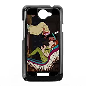 HTC One X Phone Case Black Peter Pan Tiger Lily DYW5139843
