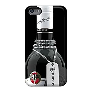JohnPrimeauMaurice Apple Iphone 6 Plus Shockproof Cell-phone Hard Covers Custom Lifelike Bacardi Love Pattern [PYQ2915vLSF]