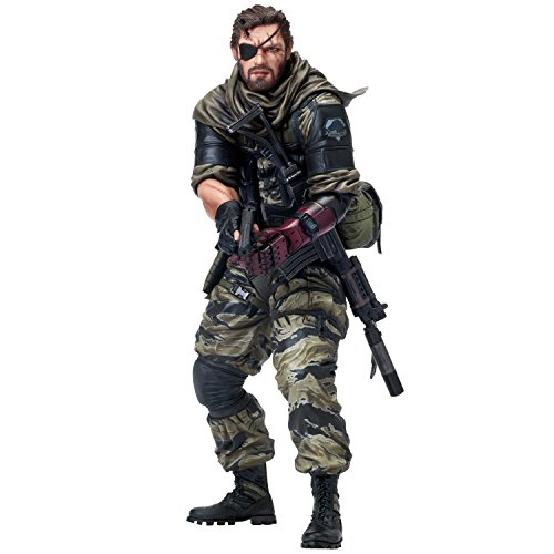 Union Creative Menshdge Technical Statue No. 16: Metal Gear Solid V: The Phantom Pain: Venom Snake PVC Statue