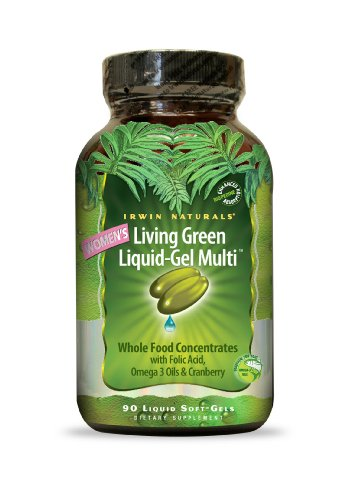 Irwin Naturals Liquid Gel Soft Gel 10 6 Ounce