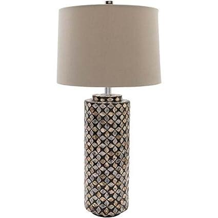 Amazon.com: Surya Greenway gwy100-tbl lámpara de mesa ...
