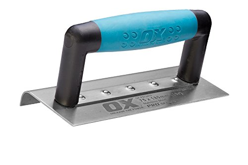 OX Tools 6 x 7 Extra-Wide Concrete Edger