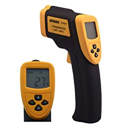 Thermco Digital Infrared Therometer Single Laser TCT8530