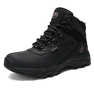 DREAM PAIRS Men's Nortiv8 Bronx Waterproof Work Boots