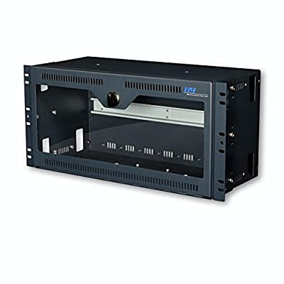 Rack & Wall Mount DIN Rail Device Enclosure