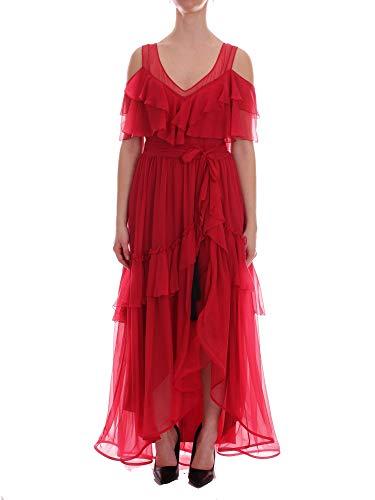 Alberta Ferretti Women's A04760114red Red Silk -