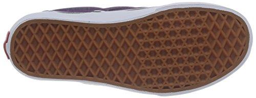 Erwachsene Violett Blanc Bas V Violet U Fourgons prune Sneaker Classique Unisexe Ca 7YYq0g