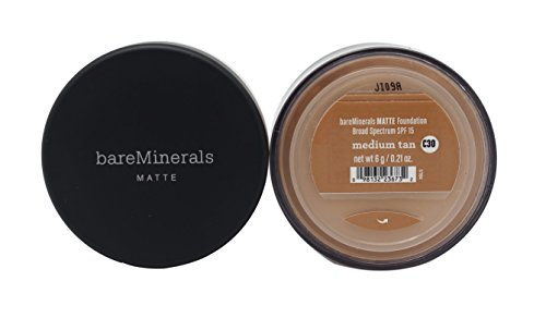 Bare Escentuals Tan Spf 15 Foundation - 1
