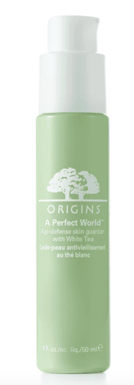 Origins a Perfect World Age Defense Skin Guardian with White Tea 1.7 Oz