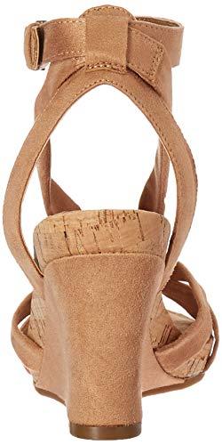 thumbnail 21 - Aerosoles Women's Fashion Plush Wedge Sandal - Choose SZ/color