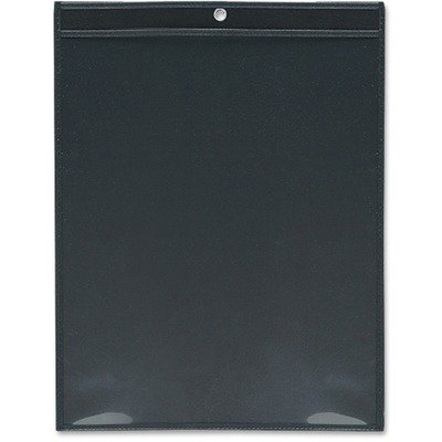Oxford Shop Ticket Holders - Oxford 64109 Shop Ticket Holders, Clear Front/Leatherette Back, 9 x 12, 25/Box