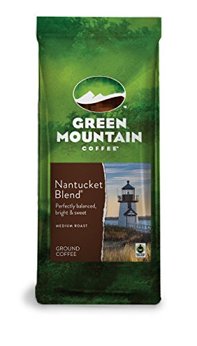 Green Mountain Coffee Nantucket Blend, 12Oz - Nantucket Green