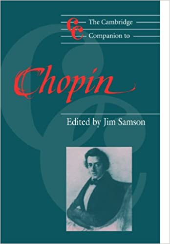 Book The Cambridge Companion to Chopin (Cambridge Companions to Music)