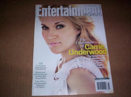 The 8 best entertainment weekly carrie underwood
