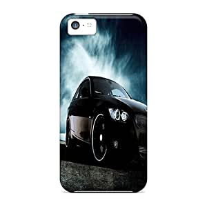 Shockproof Hard Phone Cover For Iphone 5c With Provide Private Custom Attractive Bmw Pattern IanJoeyPatricia