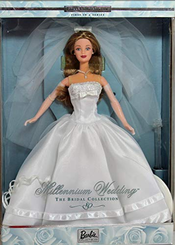 Barbie 1999 Millennium Wedding (Blonde)