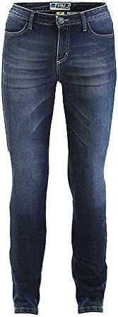 TALLA 27W. PMJ RIDD15 Pantalones Vaqueros para Mujer