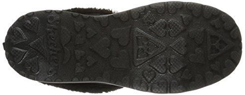 Skechers Keepsakes Delight Fall - Zapatillas de Estar Por Casa de lana mujer Black/black