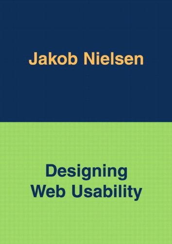 Designing Web Usability: The Practice of Simplicity by Jakob Nielsen (2000-01-30)