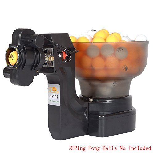 Picture of a HP07 Ping Pong Robot with 611553805105