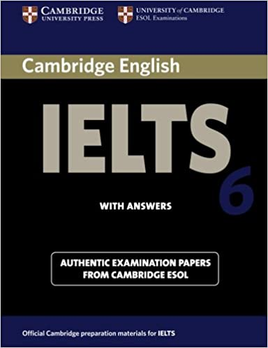CAMBRIDGE ENGLISH IELTS 6 EPUB