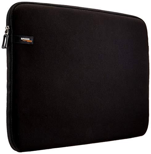 AmazonBasics 17.3-Inch Laptop Sleeve, - Black 17.3 Laptop Inch