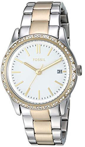 Fossil Women s Adalyn Stainless Steel Dress Quartz Watch
