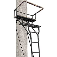 15' Two-Man Ladderstand w/
