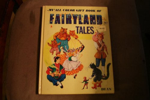 My All Color Gift Book of Fairyland Tales