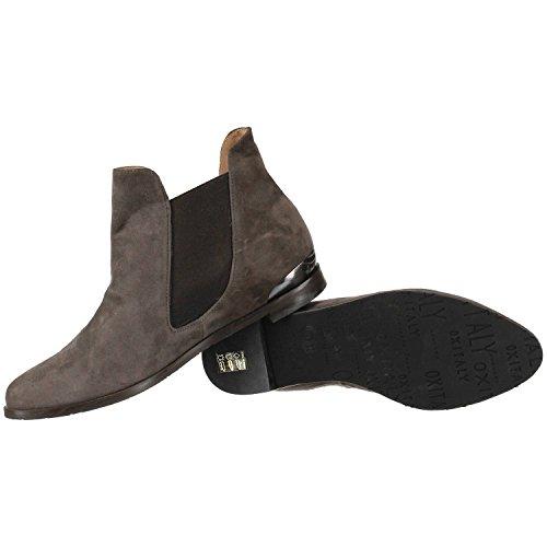 Oxitaly Bottines d'équitation, Femme, Chaussures femme Bottines d'équitation