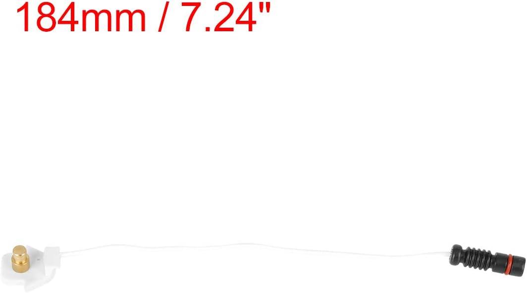 X AUTOHAUX 1635401317 Car Front Brake Pad Wear Sensor for Mercedes-Benz ML320 ML350 ML430