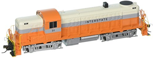 Bachmann Industries Interstate Alco RS-3 Diesel Locomotive (Interstate Diesel Engine)