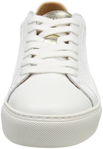 Sneaker Selected Low Women''s gold Gold top Sfdonna Colour Contrast F1xvxg6q