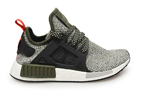 750 Shoes Running (adidas Originals NMD_Xr1 Mens Running Trainers Sneakers Shoes (UK 8.5 US 9 EU 42 2/3, Night Cargo Green Black CQ1954))