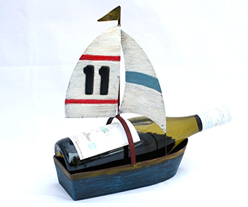 Sail Boat Wine Bottle Holder