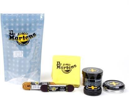 Dr. Martens Shoe Care Kit, Black, (Dr Doc Martens)