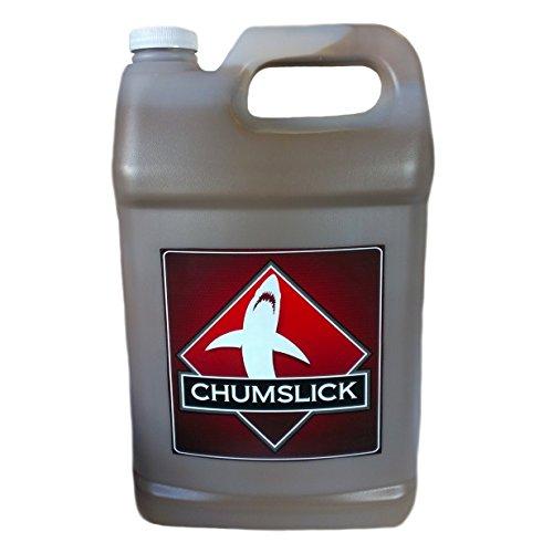 Aquatic Nutrition Chum Slick Feeding Stimulant Fishing Chum Gallon - Menhaden Oil