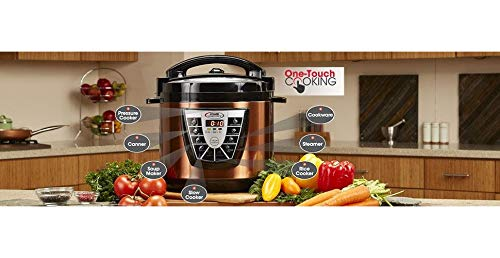 Power Pressure Cooker XL 6 Quart - Silver by Power Pressure Cooker XL (Image #4)