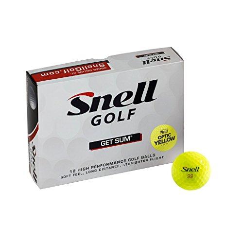 Snell-Get-Sum-Golf-Balls