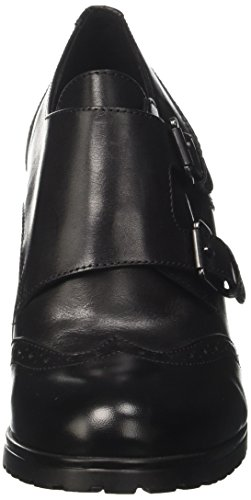 Escarpins Noir Femme Black New Geox Lise High D vx4F6