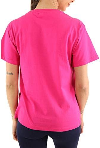 Fila T-shirt damski NOVA Tee 682319 rÓżowy A163 rÓżowy Yarrow: Odzież