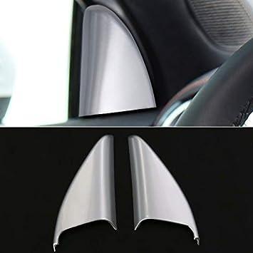 High Flying Für A Klasse W177 V177 Bj 2019 2020 Interieur A Säule Dekor 2 Stück Matt Abs Kunststoff Auto