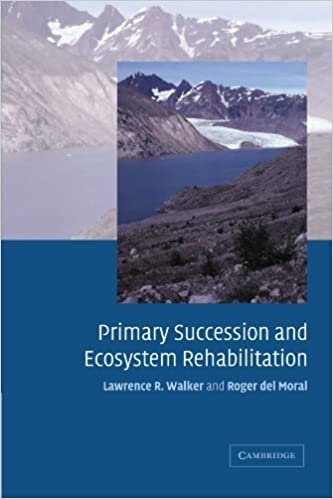 Book Primary Succession and Ecosystem Rehabilitation (Cambridge Studies in Ecology) by Lawrence Walker (2003-02-13)
