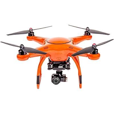Autel Robotics X-Star Premium Quadcopter with Dual Controller Advanced Kit (Orange)