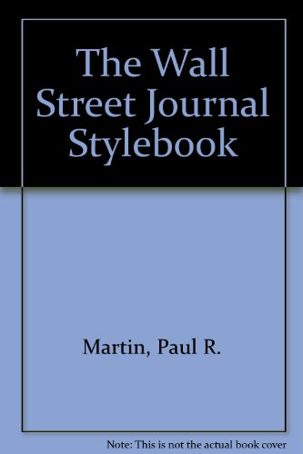 Download the wall street journal stylebook book pdf audio id5zfz3qd fandeluxe Image collections