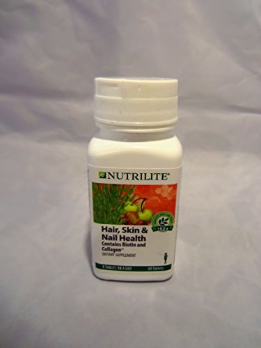 Nutrilite® Complex for Hair, Skin and Nails Health (2015 Version)