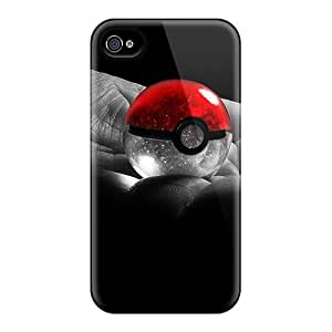 High-quality Durability Cases For Iphone 6(poke Ball)