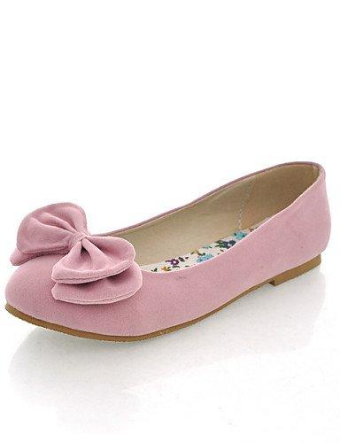 mujer cn35 talón punta uk3 marrón yellow plano eu36 redonda de amarillo Casual PDX 5 sintética 5 Flats us5 rosa de piel zapatos w8ftYxqF1